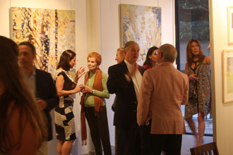 Arden's Gallery on West Alabama in the Museum District represents Ken Elliott and Sunny McKinnon.
